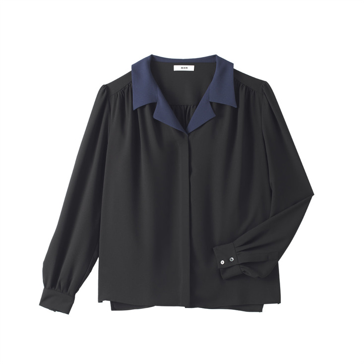 Minuit Blouse Black