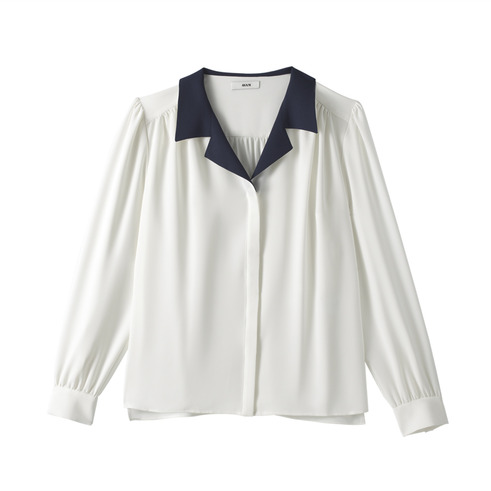 Minuit Blouse White