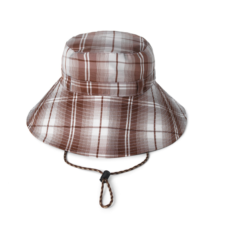 BonBon Check bucket hat